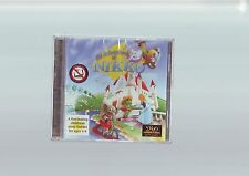 THE ADVENTURES OF NIKKO - A 1994 STORY BUILDER PC GAME FOR AGES 4-8 - NEW