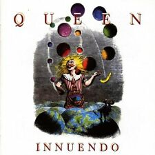 Queen -  Innuendo / EMI RECORDS CD 1991 (CDP 79 5887 2)