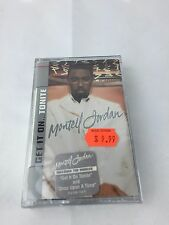 Get It On...Tonite by Montell Jordan Cassette (Brand New, Factory Sealed)