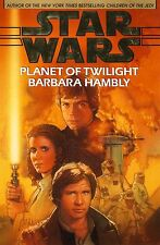 Star Wars: Planet of Twilight 1st Edition by Barbara Hambly Near Mint Hardcover