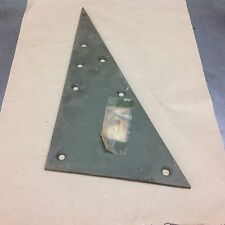 HALF TRACK NOS SIDE RADIATOR ATMOR PLATE G102 WWII ONLY 15.00