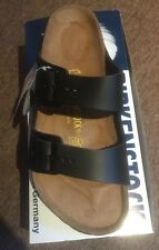 Birkenstock Men's Arizona Black Size 40
