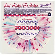 Lost Midas & The Seshen Reworked 2015 Tru Thoughts Ltd Splatter Colored Vinyl 7