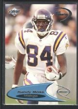 RANDY MOSS 1998 COLLECTOR'S EDGE ODYSSEY #80 RC ROOKIE 1ST QUARTER $8