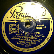 Edward O'Henry - Once Upon A Time - Panchord 25329