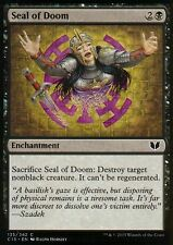 4x Seal of Doom | nm/m | Commander 2015 | Magic mtg