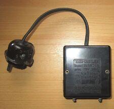 Antik TRIX-DISTLER Trafo WK 0.002 Siemens-Schuckert Transformator Bakelit? alt