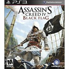Assassin's Creed IV: Black Flag (Sony PlayStation 3, 2013) NTSC - DISC IS MINT