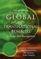 Global and Transnational Business, George Stonehouse