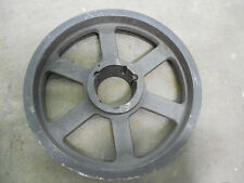 "AMETRIC 5 GROOVE SHEAVE PULLEY 3535 500 X 5 20"" INCH DIAMETER"