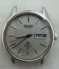 Grand Seiko 6156-8010 HI-BEAT 3 Cut Glass Automatic Good Accuracy VG