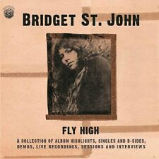 BRIDGET ST. JOHN - FLY HIGH: A COLLECTION OF… - NEW CD COMPILATION