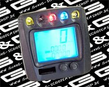 Universal LCD Digital Speedometer QUAD ATV BUGGY GO-KART Motorcycle Streetfight