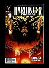 HARBINGER  OMEGAS  US VALIANT COMIC # 1/'14