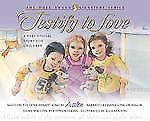 Testify to Love : A Very Special Story for Children-Stephen Elkins*Avalon w CD