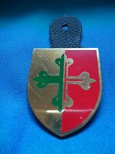 PORTUGAL PORTUGUESE MILITARY ARMY FLAG CROSS BREAST BADGE 47mm