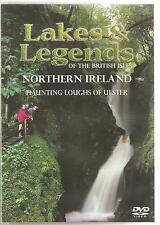 LAKES & LEGENDS OF THE BRITISH ISLES NORTHERN IRELAND DVD - HAUNTING LOUGHS