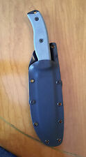 Sheath for ESEE6  Horizontal & Vertical carry .080 Kydex. Knife is not included
