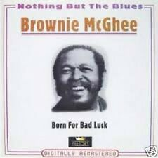 Brownie McGhee : Nothing But The Blues-Born For Bad Luck (2 CD Set)