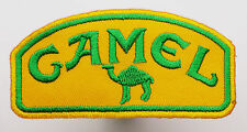 CAMEL CIGARETTES - Sponsor Embroidered Iron-On Patch - MIX 'N' MATCH - #1J04