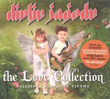DIVLJE JAGODE CD Love Collection Magic Sead Lipovaca Zele Ljubavne Pjesme Song
