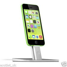 Twelve South HiRise Adjustable Desktop Dock Stand Charger iPhone SE/5s/6/6s Plus