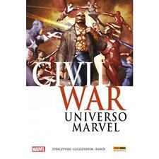 CIVIL WAR OMNIBUS 3 : MARVEL UNIVERSE - PANINI COMICS - FUMETTO - NUOVO