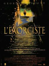 Affiche 40x60cm L'EXORCISTE, LA SUITE - THE EXORCIST 3 (1990) W. P. Blatty NEUVE