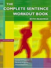 The Complete Sentence Workout Book with Readings (5th Edition)