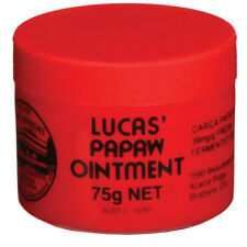 Lucas Papaw Ointment 75g (Paw Paw Cream)