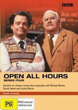 Open All Hours : Series 4 [ DVD ] Region 4, Fast Next Day Post...8337