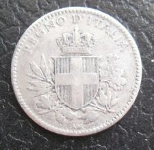 20 centesimi regno d'Italia tipo esagono liscio 1918 Roma - nr. 778