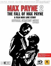 Max Payne(tm) 2: The Fall of Max Payne Official Strategy Guide for PS2-ExLibrary