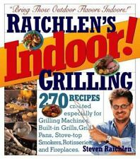 NEW - Indoor! Grilling by Raichlen, Steven