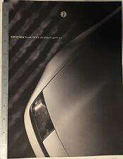 1994 Nissan 300-ZX 300ZX and Turbo 38-page Original Car Sales Brochure Catalog