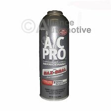 1 Can AC Pro R-134a 12 oz  with MAX-SEAL Professional Formula Refrigerant Refill