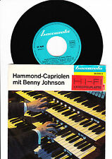 Hammond Capriolen mit Benny Johnson