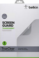 Belkin TrueClear Transparent Screen Protector for 10.6-Inch Microsoft Surface