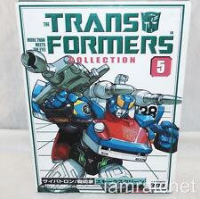 Transformers Original G1 Takara Reissue Smokescreen MISB