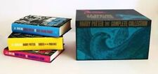 Harry Potter Hardback Box Set by J.K. Rowling Hardcover Book