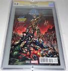 Age of Ultron #1 Midtown Comics Edition CGC SS 9.8 Signature Autograph STAN LEE