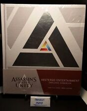 Assassin's Creed Unity Abstergo Entertainment Employee Handbook Case file 44412