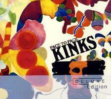 Face to Face (Deluxe Edition) °°° The Kinks °°°Deluxe Collectors Edition  °°°OVP