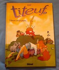 BD Titeuf - 2 -  L'amour c'est pô propre