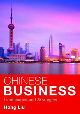 Chinese Business: Landscapes and Strategies by Liu Hong (Paperback, 2009)
