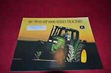 John Deere 6200 6300 6400 6500 Tractor Dealer's Brochure DCPA