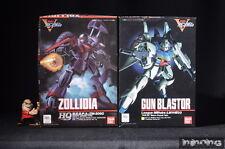 Bandai Gundam 1/144 Zollidia and Gun Blaster