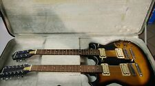 Ibanez Studio doppio manico vintage 1980 mint condition with original case