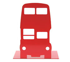 London Transport Routemaster Bus Bookend by Susan Bradley