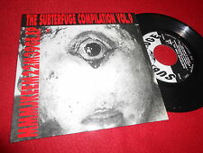 SUBTERFUGE Vol.9 LORD SICKNESS+CANADIENSES+YELLOW FINN+MY CRIMINAL PSYC..EP 1994